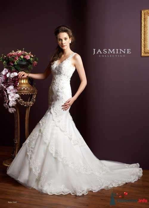 Фото 53815 в коллекции самые разные свадебные платья - Свадебный распорядитель Ольга Фокс
