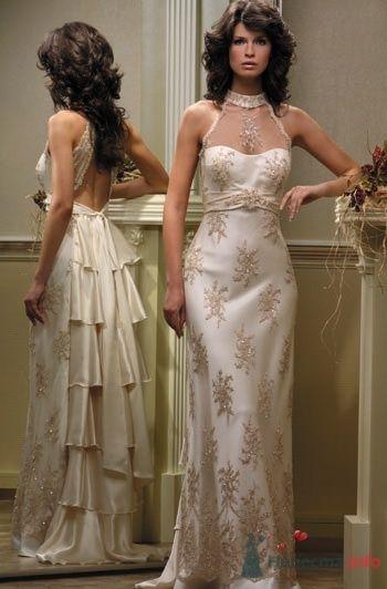 Фото 53820 в коллекции самые разные свадебные платья - Свадебный распорядитель Ольга Фокс