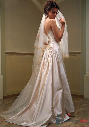 Фото 53821 в коллекции самые разные свадебные платья - Свадебный распорядитель Ольга Фокс
