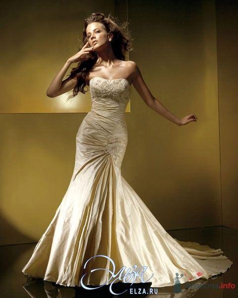 Фото 53822 в коллекции самые разные свадебные платья