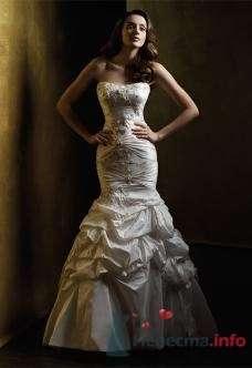Фото 53830 в коллекции самые разные свадебные платья - Свадебный распорядитель Ольга Фокс