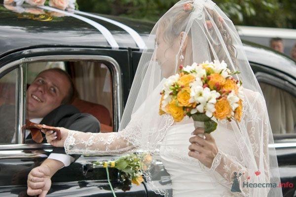 Фото 51576 в коллекции Свадебные - Петрова Виления, свадебный фотограф