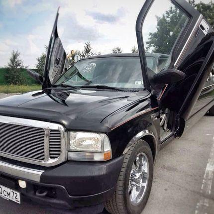 Форд Экскершен в аренду