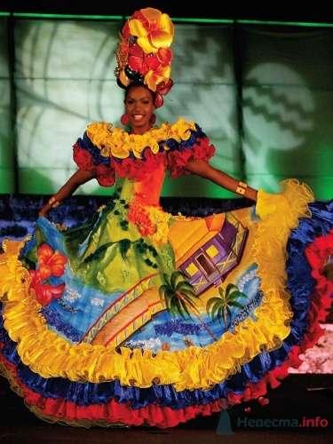 Шоу-проект cariocas - фото 4669 Невеста01