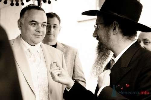 Еврейская свадьба - фото 19045 Фотограф Владимир Будков