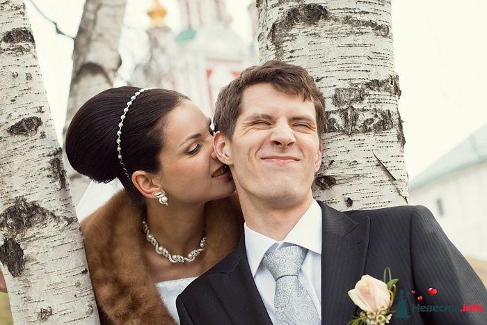 Улыбка жениха - фото 98369 Фотограф Владимир Будков