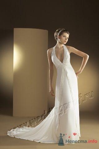 Свадебное платье Lugonovias 9143 - фото 2678  Weddingprof - роскошные свадебные платья