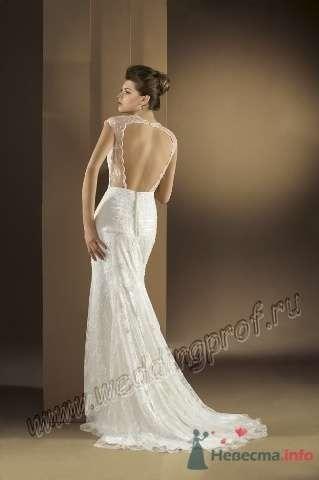 Свадебное платье Lugonovias 9214 - фото 2681  Weddingprof - роскошные свадебные платья