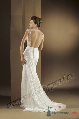 Свадебное платье Lugonovias 9214