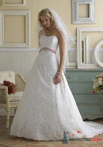 Свадебное платье Jacquelin Exclusive 9803