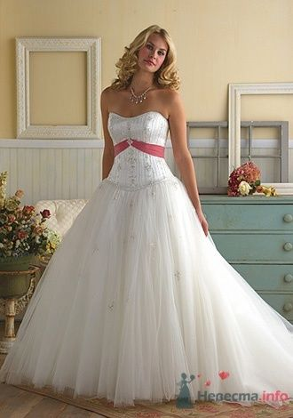 Свадебное платье Jacquelin Exclusive 9809 - фото 2692  Weddingprof - роскошные свадебные платья