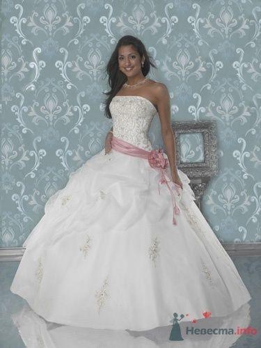 Свадебное платье Quinceanera 1623 - фото 2711  Weddingprof - роскошные свадебные платья
