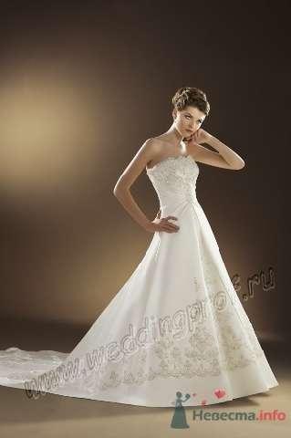 Lugonovias 9167 - фото 2861  Weddingprof - роскошные свадебные платья