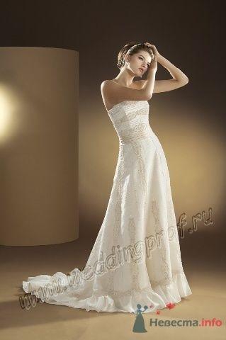 Lugonovias 9109 - фото 2867  Weddingprof - роскошные свадебные платья