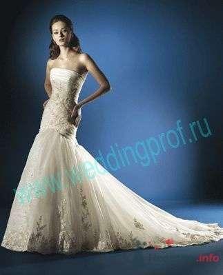Lugonovias 8105 - фото 2870  Weddingprof - роскошные свадебные платья