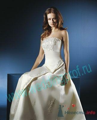 Lugonovias 8133 - фото 2878  Weddingprof - роскошные свадебные платья
