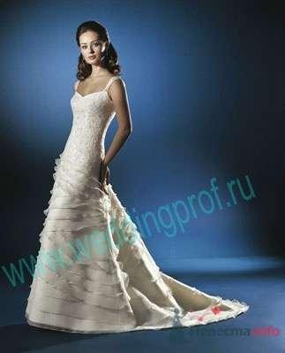 Lugonovias 8209 - фото 2879  Weddingprof - роскошные свадебные платья