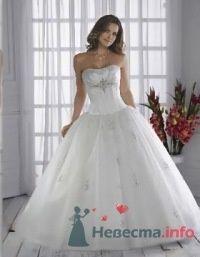 Jacquelin Exclusive 1004 - фото 6413  Weddingprof - роскошные свадебные платья