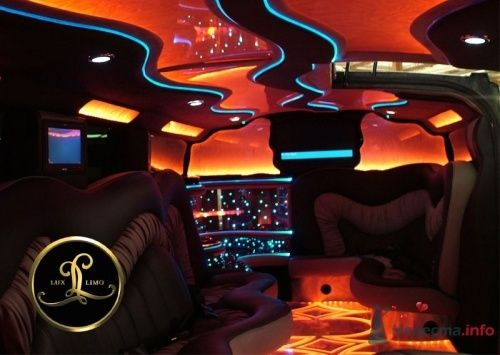 Hummer H2 черный - фото 2750 LuxLimo - прокат лимузинов