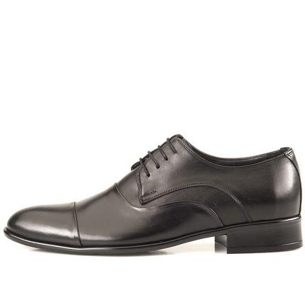 Модельные туфли под свадебный костюм 4AY-321-M1_HMA8268