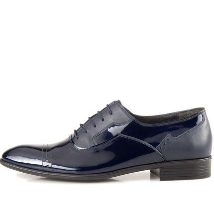 Модельные туфли под свадебный костюм 4AY-401-2_HMA8300