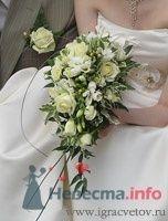 Букет невесты - фото 2840 Игра Цветов - флористика