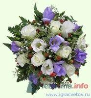 Букет невесты - фото 2844 Игра Цветов - флористика