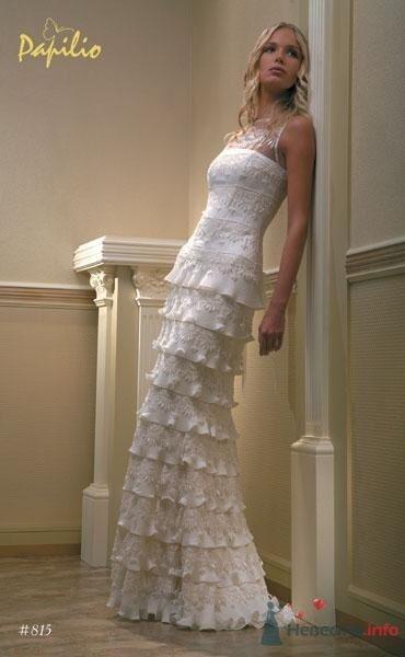 Моё платье (только у меня будет без прозрачной части) - фото 71161 Стю