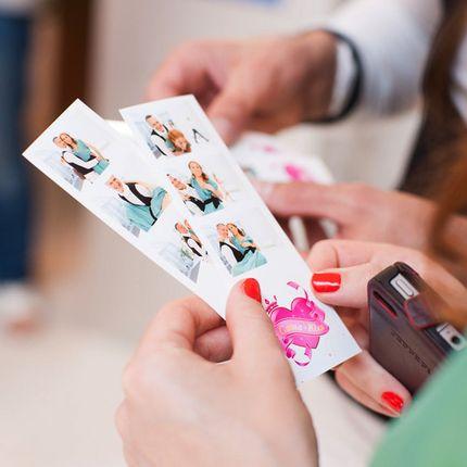 Фотомагниты на свадьбе