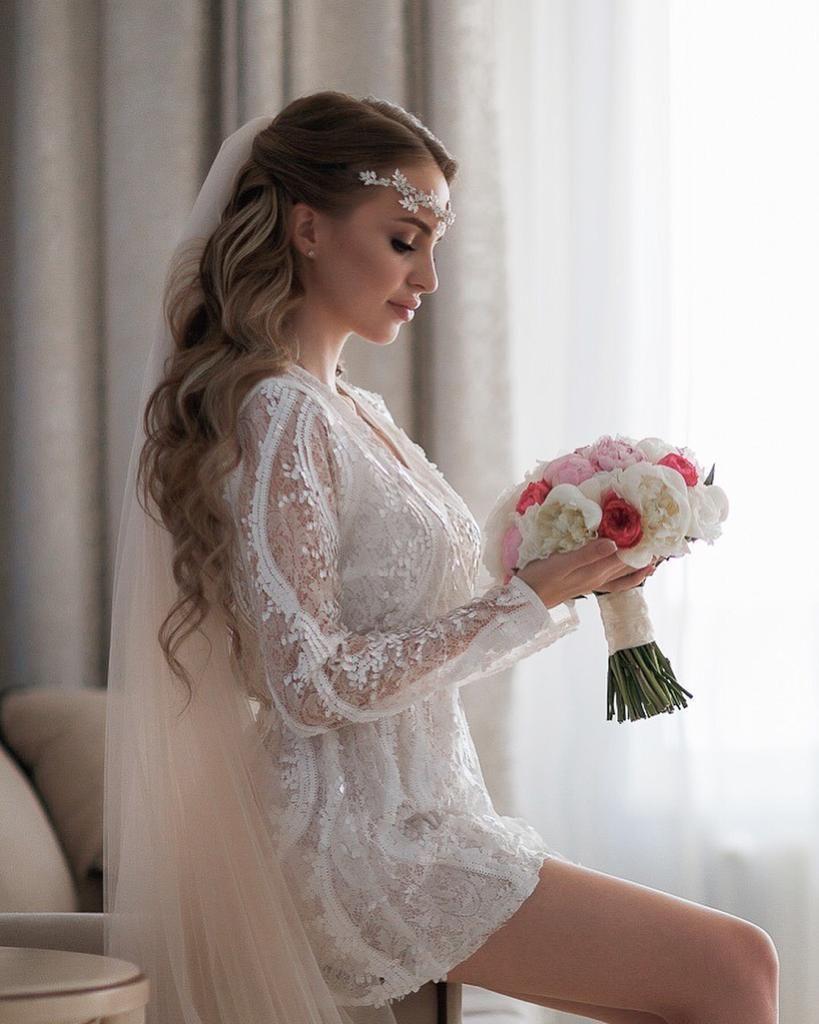 Фото 18333638 в коллекции Свадебный  макияж - Стилист - визажист Viktoria Pasechnik