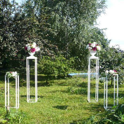 Оформление церемонии + 4 колонны