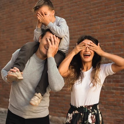 Семейная фотосъёмка, 1 час