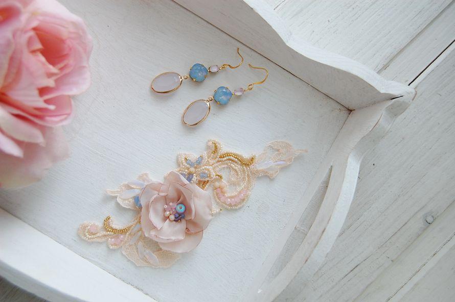 Фото 17200746 в коллекции Свадебные украшения - Мария Евсеенко - ювелирные украшения