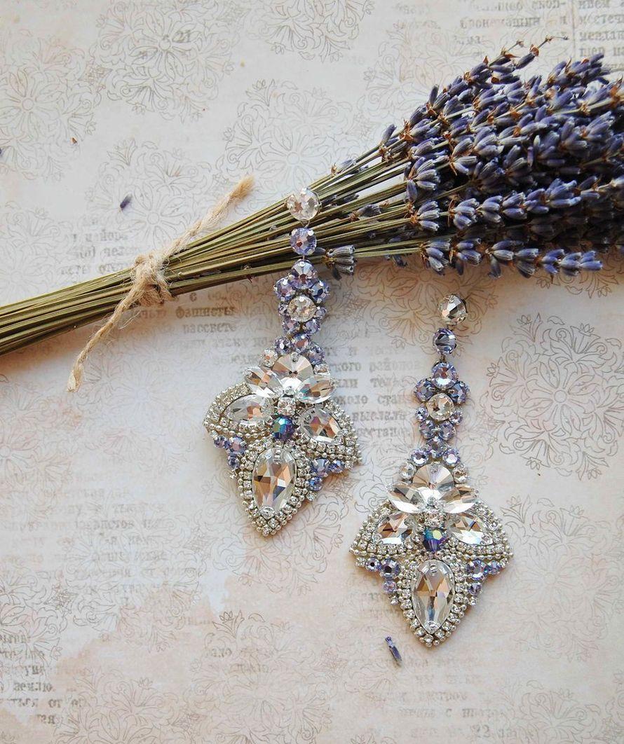 Фото 17200762 в коллекции Свадебные украшения - Мария Евсеенко - ювелирные украшения