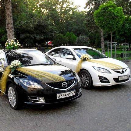 Золото как для кортежа,так и для одного авто