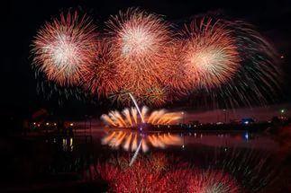 Фото 17253216 в коллекции Наши работы - Большой праздник - организация и проведение фейерверков