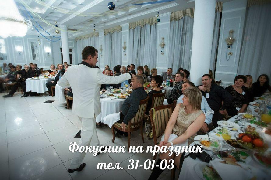 Фото 17253738 в коллекции #фокусник_на_праздник - Ведущий торжеств Анатолий Андросов