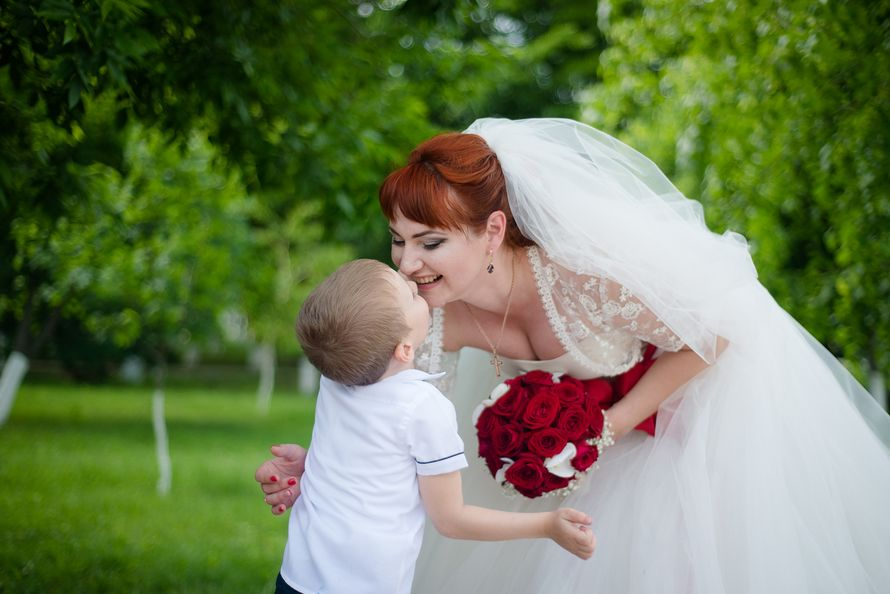 Фото 17276774 в коллекции Свадьбы - FotoFamily studio - фото-видеосъёмка