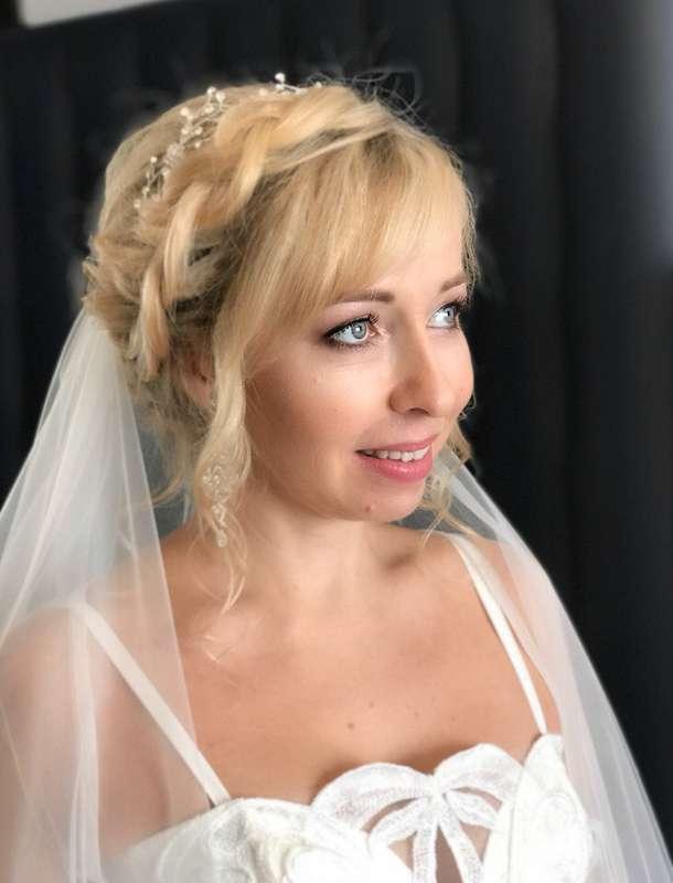 Фото 17314990 в коллекции Свадебный образ - Стилист Юлия Бакулина