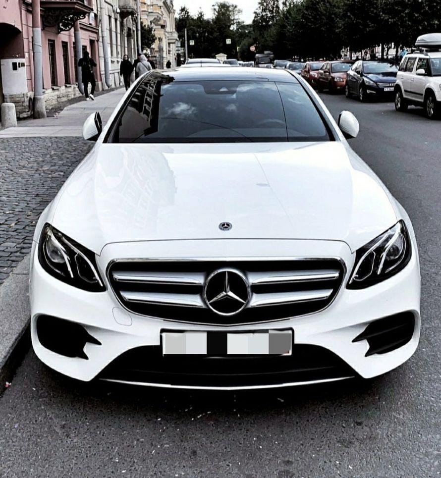 Аренда Mercedes W213 AMG в аренду