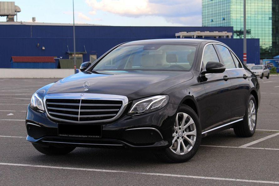 Mercedes E213 Black в аренду