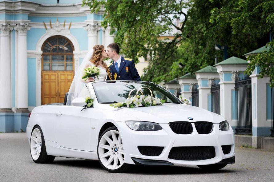 Аренда кабриолета BMW 3