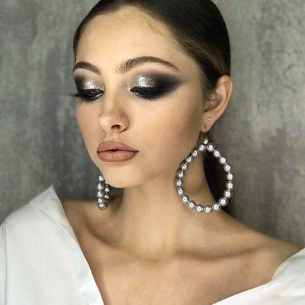 Свадебный образ (прическа и макияж )