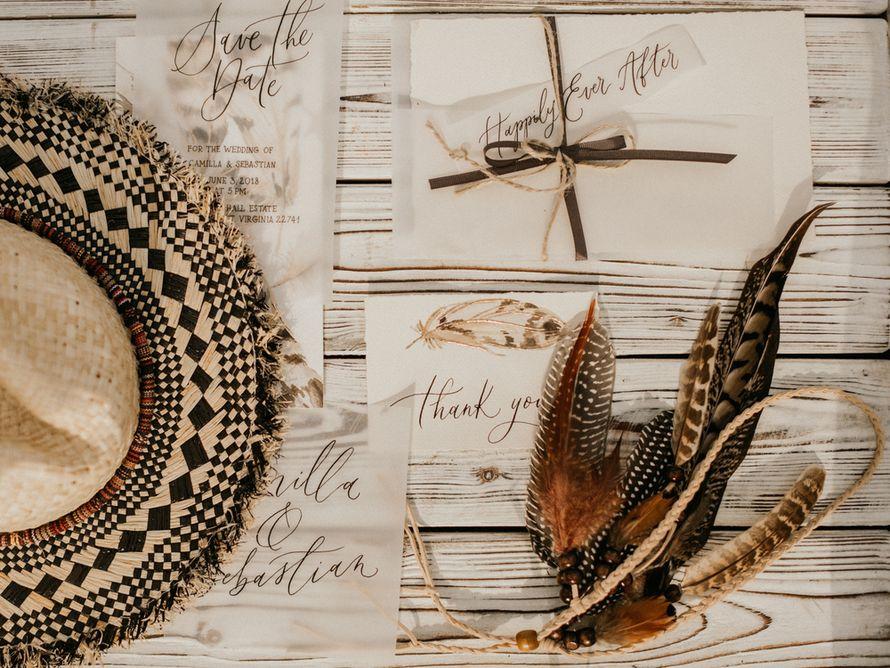 Фото 17564412 в коллекции Свадебные приглашения - Мастерская полиграфии Zest Wedecor