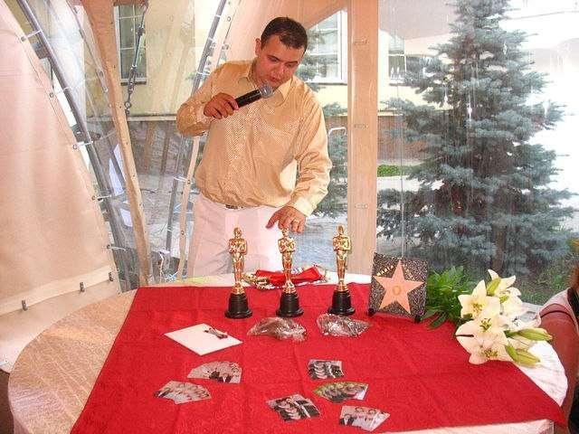 """Фото 17364050 в коллекции Свадьба в стиле """"Оскар"""" - Ведущий Саша Апельсин"""