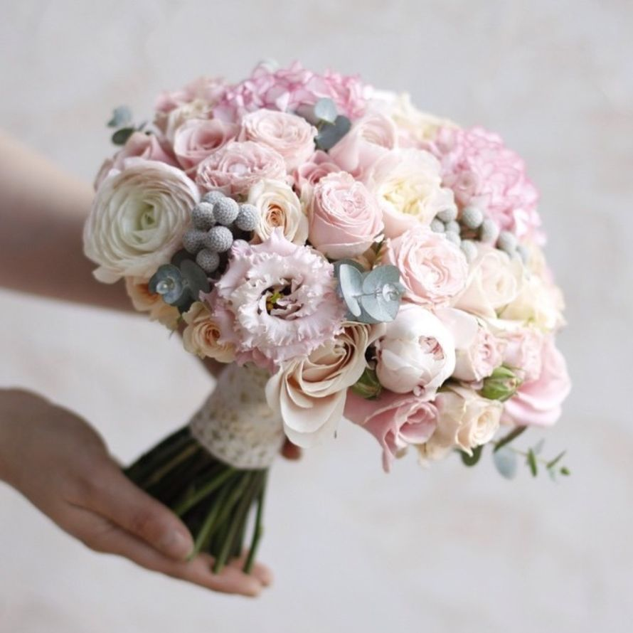 Свадебные букеты о москва, цветов челябинск цены