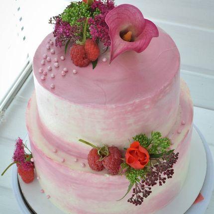 Торт (кремовое покрытие)