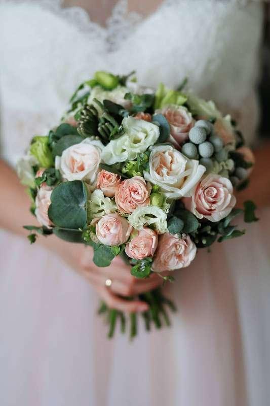 Фото 17408618 в коллекции Свадебные букеты - Салон цветов Lafaet