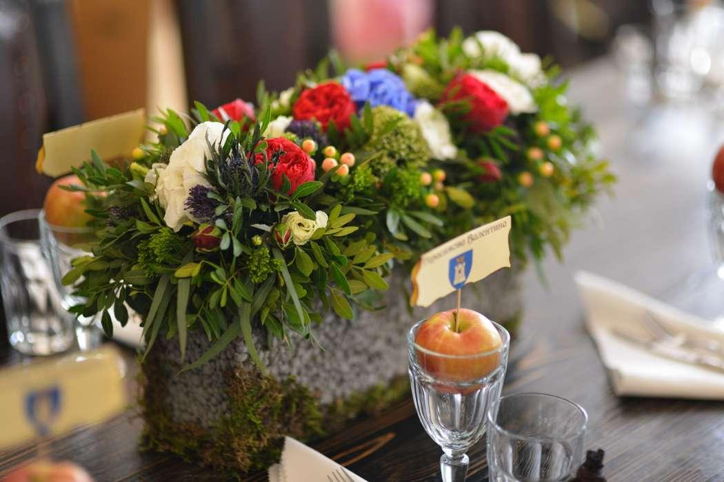 Фото 17408650 в коллекции Свадьба в замке - Салон цветов Lafaet