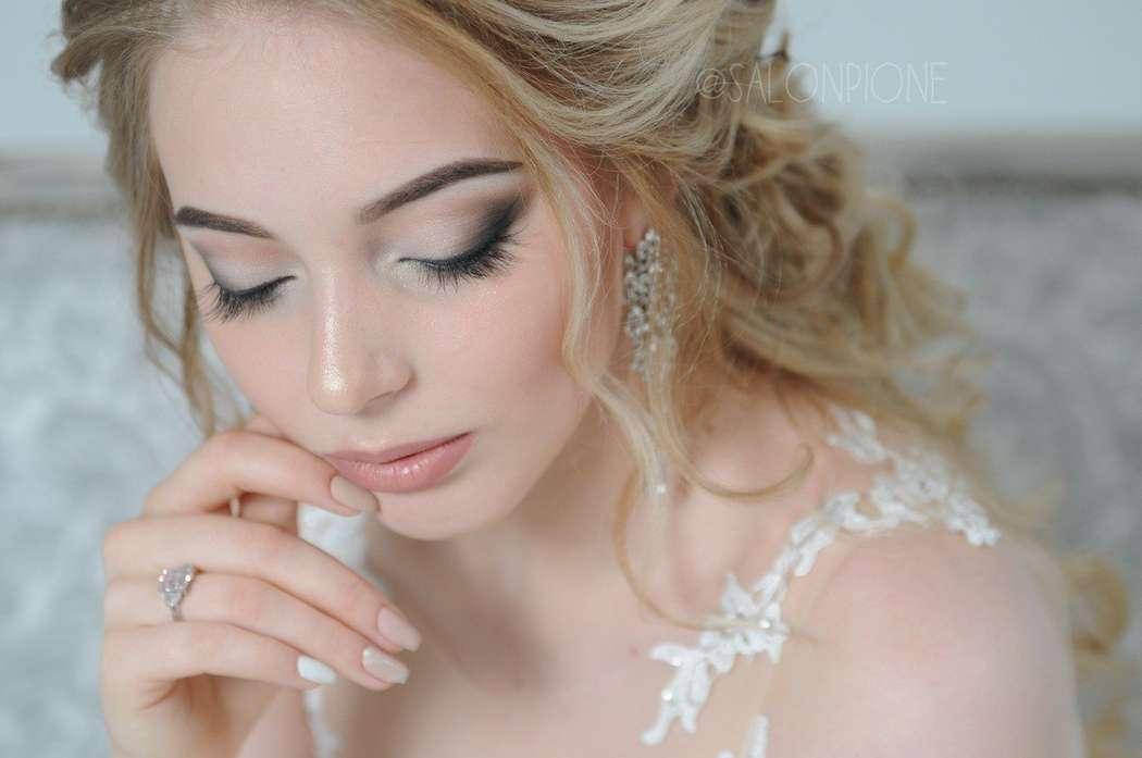 макияж мытищи - фото 17409068 Salon Pione - студия причёсок и макияжа